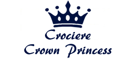Partite per la vacanza in crociera con Crown Princess